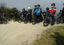 Reprise Cours de BMX à CORBAS.