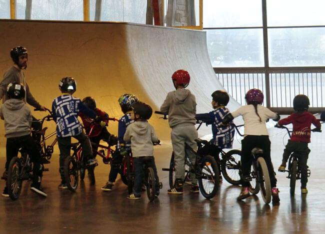 École BMX
